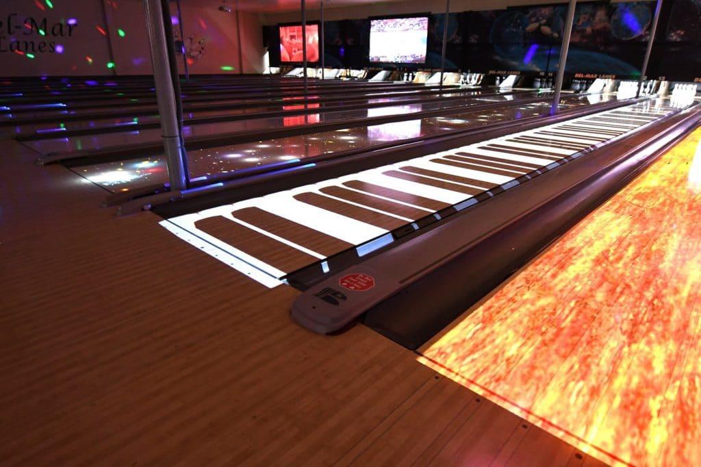 Unreal bowling